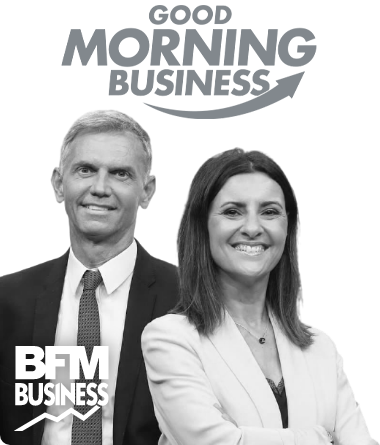 Infonet sponsor officiel de Good Morning Business