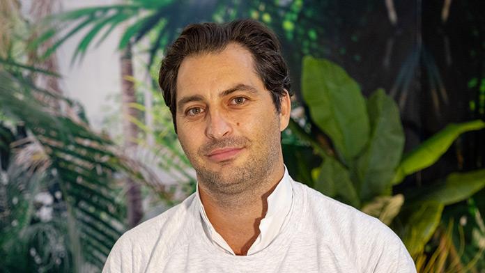 Julien Dupé CEO et Fondateur d'Infonet